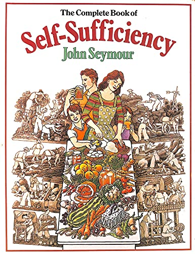 9780571110957: The Complete Book of Self Sufficiency