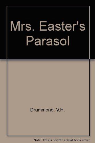 9780571111343: Mrs. Easter's Parasol