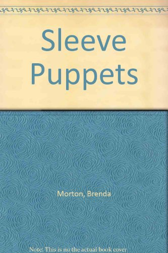 9780571111459: Sleeve Puppets