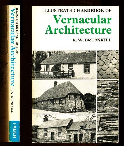 9780571112449: Illustrated Handbook of Vernacular Architecture