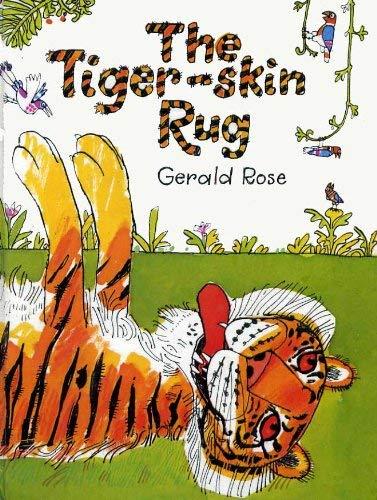 9780571112784: Tiger-skin Rug