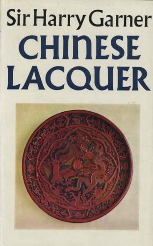 9780571112869: Chinese Lacquer (The Arts of the East)