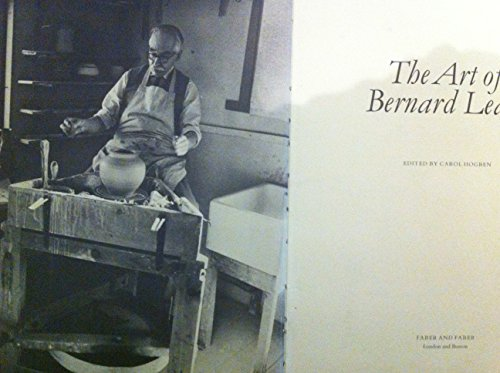 9780571112913: Art of Bernard Leach