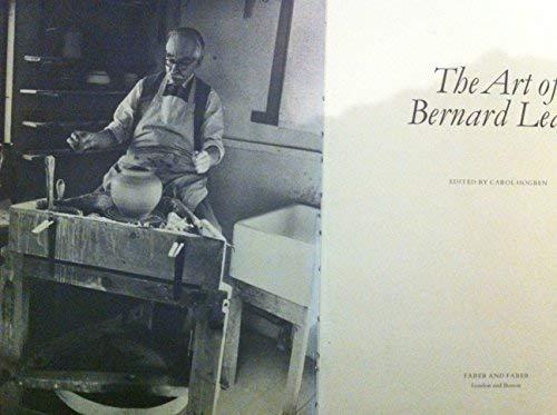 The Art of Bernard Leach: Hogben, Carol; Editor