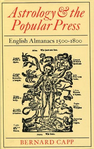 Astrology and the Popular Press: English Almanacs 1500-1800.