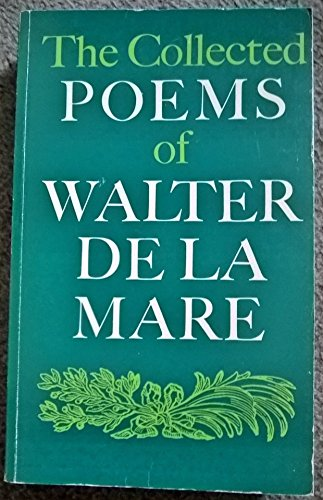 9780571113828: Collected Poems of Walter De LA Mare