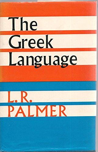 9780571113903: The Greek Language (Great Languages)