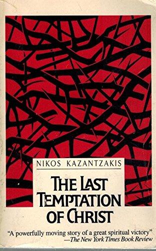 9780571114344: The Last Temptation of Christ