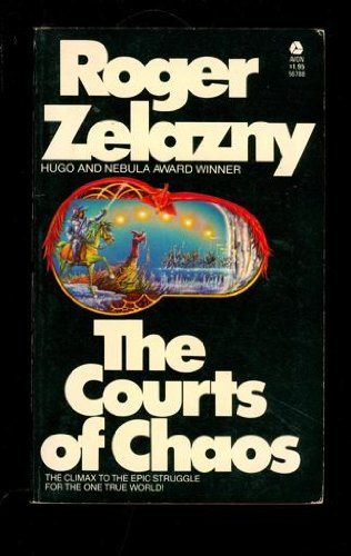9780571114856: The Courts of Chaos