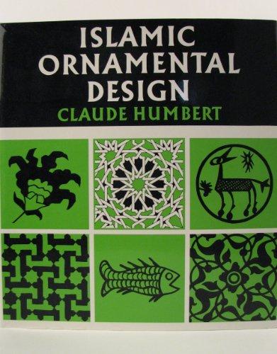 9780571115877: Islamic Ornamental Design