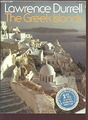 The Greek islands: Lawrence DURRELL