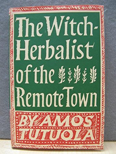 9780571117031: Witch Herbalist of the Remote Town