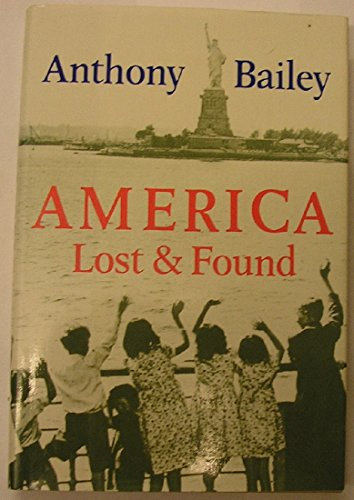 9780571117147: America Lost and Found: An English Boy's Wartime Adventure in the New World