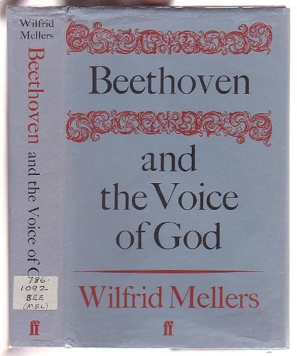 Beethoven and the Voice of God.