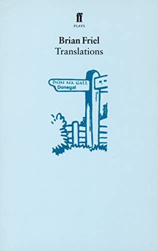 9780571117420: Translations (Faber Paperbacks)