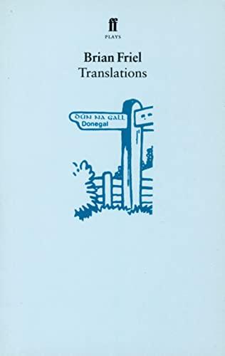Translations: A Play (Faber Paperbacks): Brian Friel