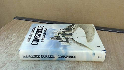 9780571117574: Constance or Solitary Practices