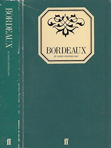 9780571117581: Bordeaux