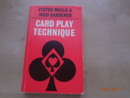 9780571117598: Card Play Technique or The Art of Being Lucky (Faber Paperback Bridge Series)