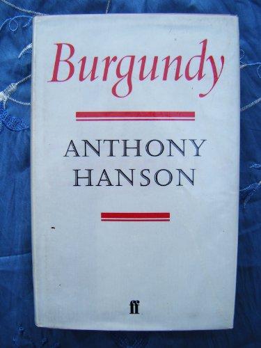 9780571117970: Burgundy