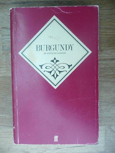 9780571117987: Burgundy