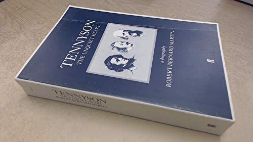 9780571118427: Tennyson: The Unquiet Heart