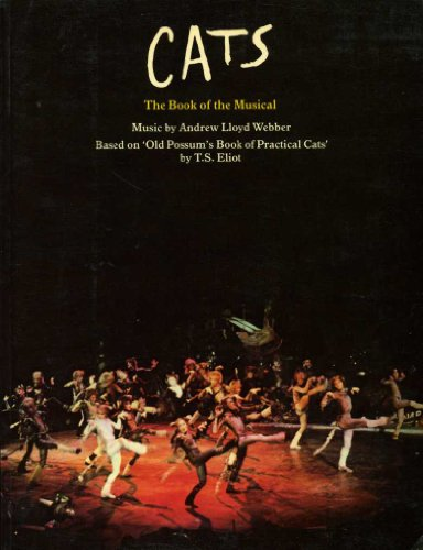 9780571118632: Cats: The Book of the Musical
