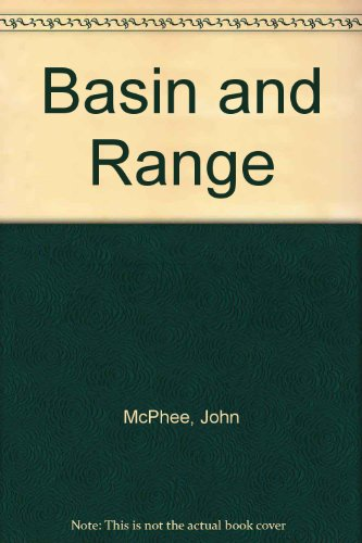 9780571120468: Basin and Range