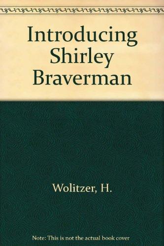 9780571121038: Introducing Shirley Braverman