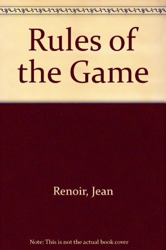 9780571126231: Rules of the Game