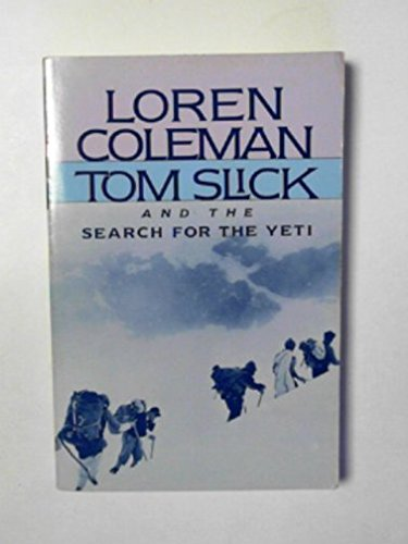 9780571129003: Tom Slick and the Search for the Yeti