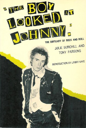 9780571129928: The Boy Looked at Johnny: The Obituary of Rock and Roll