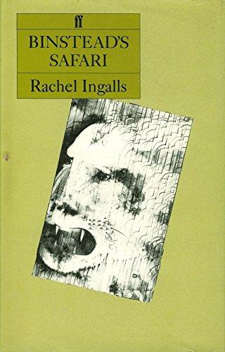 Binstead's Safari: Ingalls, Rachel