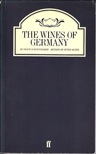 9780571130566: The Wines of Germany (Faber books on wine)