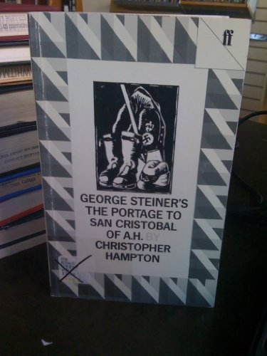 9780571130863: Portage to San Cristobal of A.H.: Playscript