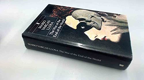 9780571131143: THE WAR OF THE END OF THE WORLD (First British Ed.)