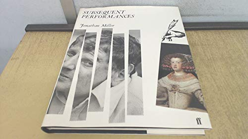 9780571131334: Subsequent Performances. 1st, First American Edition