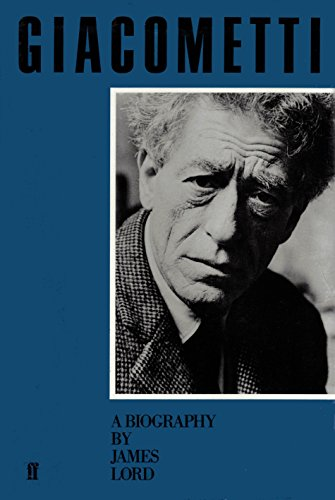 9780571131389: Giacometti: A Biography