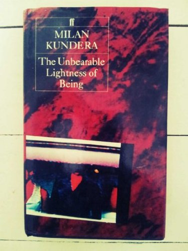 9780571132096: The Unbearable Lightness of Being