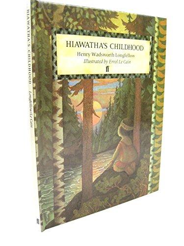 9780571132867: Hiawatha's Childhood