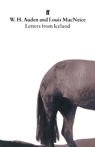 9780571132973: Letters from Iceland