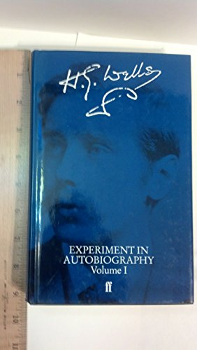 9780571133307: Experiment in Autobiography: v. 1