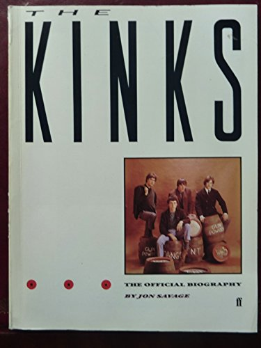 9780571134076: The Kinks: The Official Biography