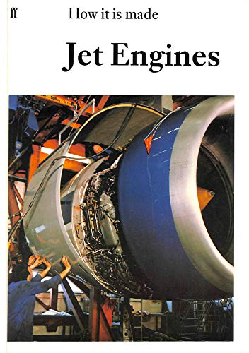 9780571134137: Jet Engines (How it is Made)