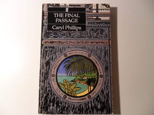 9780571134380: The Final Passage