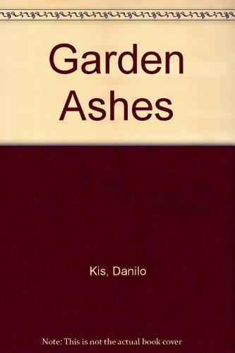 9780571134533: Garden Ashes