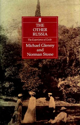 THE OTHER RUSSIA. the experience of exile.
