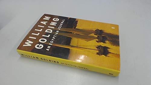 An Egyptian journal: William Golding
