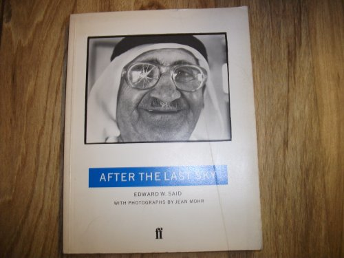9780571136834: After the last sky: Palestinian lives