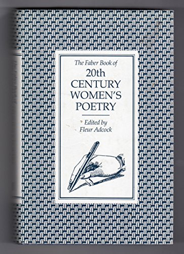 9780571136926: The Faber Book of 20th Century Women's Poetry